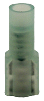 "Picture of TERMINAL FEMALE FULL-NYLON-INS 16-14 GAUGE, .187"" TAB"